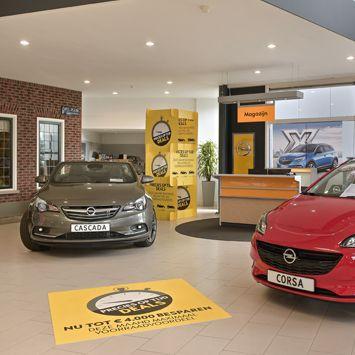 Opel - Precies op tijd deals